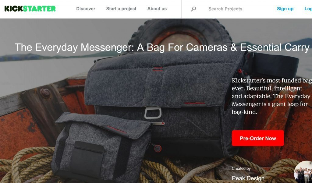 Peak Design Everyday Messenger Review from StillBinary.com